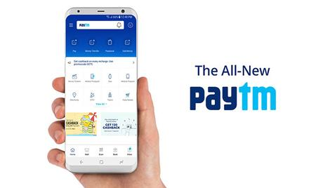 Mobile e-wallets in India